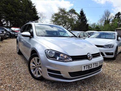 Volkswagen Golf Estate 1.6 TDI BlueMotion Tech SE DSG 5dr