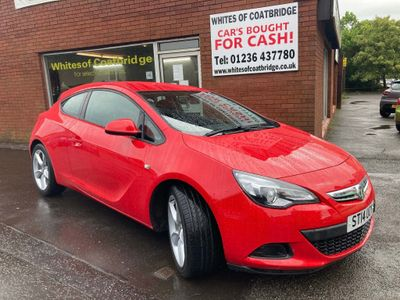 Vauxhall Astra GTC Coupe 1.4T Sport (s/s) 3dr