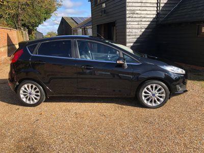 Ford Fiesta Hatchback 1.0 T EcoBoost Titanium X Powershift 5dr