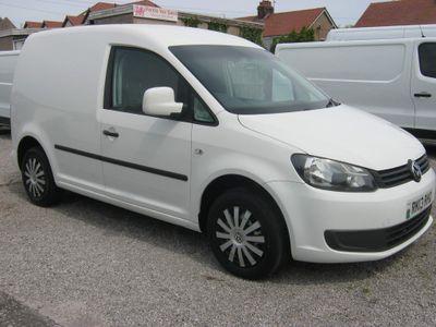 Volkswagen Caddy Panel Van 1.6 TDI C20 Panel Van 5dr