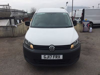 Volkswagen Caddy Unlisted Maxi lwb