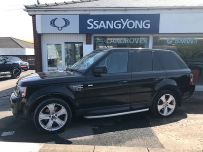 Land Rover Range Rover Sport SUV 3.0 SD V6 HSE (Luxury Pack) 4X4 5dr