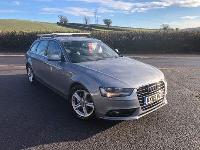 Audi A4 Avant Estate 2.0 TDI ultra SE Technik Avant 5dr