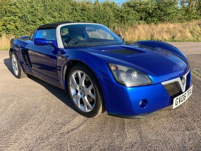 Vauxhall VX220 Convertible 2.0 i Turbo 16v Targa 2dr