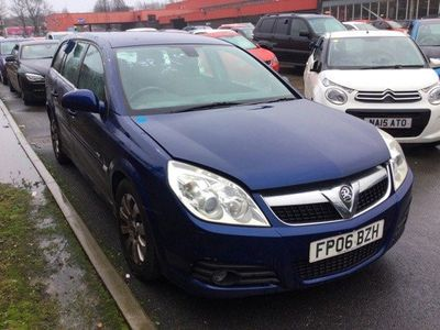 Vauxhall Vectra Estate 1.9 CDTi 16v Design 5dr