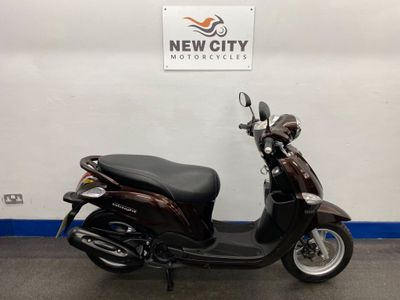Yamaha Delight Scooter 115
