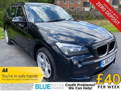 BMW X1 SUV 2.0 18d M Sport sDrive 5dr