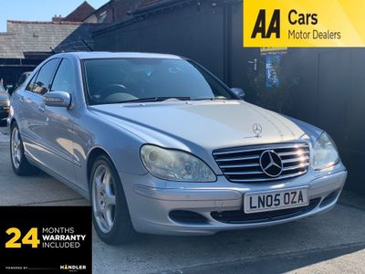 Mercedes-Benz S Class Saloon 3.2 S320 CDI 4dr