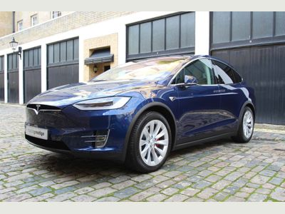 Tesla Model X SUV P100DL Dual Motor Auto 4WDE 5dr (Ludicrous)