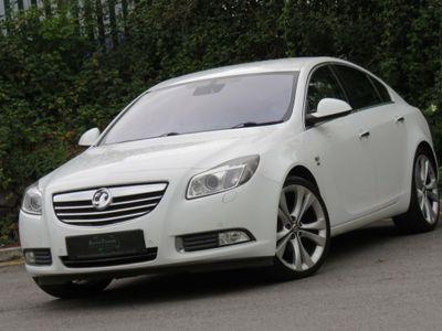 Vauxhall Insignia Hatchback 2.0 TD ecoFLEX 16v Elite (s/s) 5dr