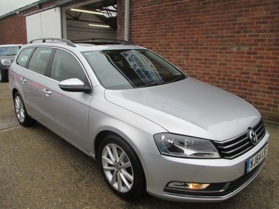 Volkswagen Passat Estate 2.0 TDI BlueMotion Tech Executive (s/s) 5dr