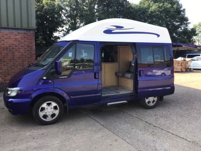 Thor Motor Coach Ford transit toureno Unlisted