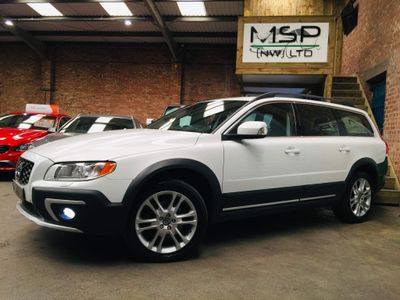 Volvo XC70 Estate 2.4 D4 SE Lux Geartronic AWD 5dr