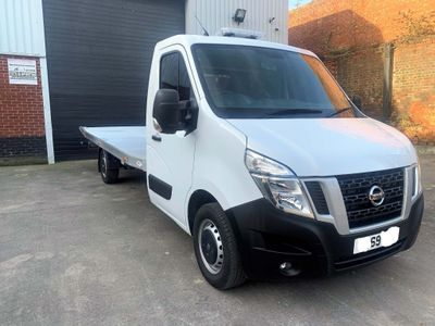 Nissan NV400 Vehicle Transporter 2.3 dCi 35 SE FWD L3 EU6 2dr