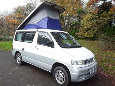 Mazda Bongo Campervan FRENDEE