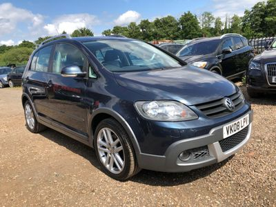 VOLKSWAGEN GOLF PLUS Hatchback 1.9 TDI PD Dune 5dr