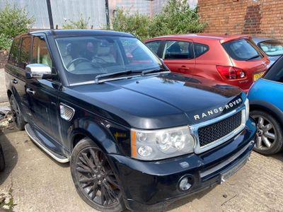 Land Rover Range Rover Sport SUV Sport 27 Hse 2.7