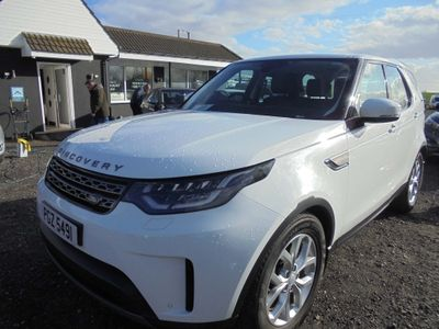 Land Rover Discovery SUV 2.0 SD4 SE Auto 4WD (s/s) 5dr