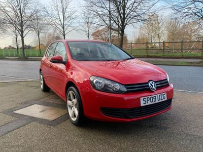 Volkswagen Golf Hatchback 1.6 S 5dr