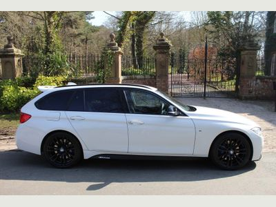 BMW 3 Series Estate 2.0 320d M Sport Touring (s/s) 5dr