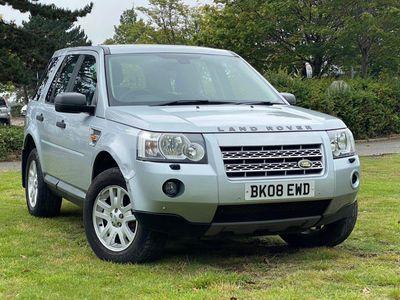Land Rover Freelander 2 SUV 2.2 TD4 SE 4WD 5dr