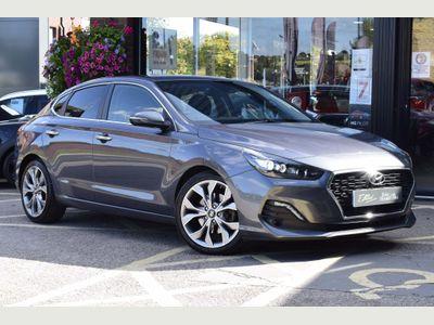 Hyundai i30 Hatchback 1.4 T-GDi Premium Fastback (s/s) 5dr