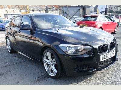 BMW 1 Series Hatchback 2.0 116d M Sport Sports Hatch (s/s) 5dr