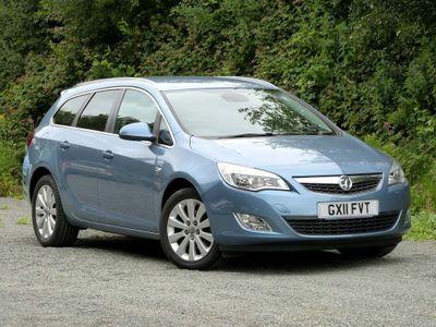 Vauxhall Astra Estate 1.7 CDTi 16v SE 5dr