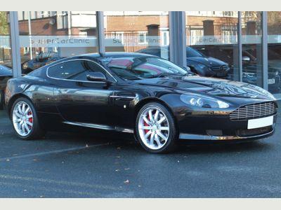 Aston Martin DB9 Coupe 5.9 Seq 2dr