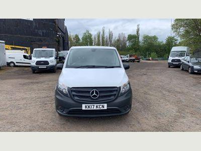 Mercedes-Benz Vito Panel Van 1.6 111 CDi FWD L2 EU5 6dr
