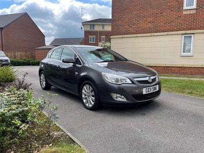 Vauxhall Astra Hatchback 1.7 CDTi SE 5dr
