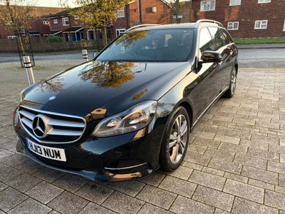 Mercedes-Benz E Class Estate 2.1 E220 CDI SE 7G-Tronic Plus 5dr