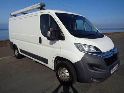 Citroen Relay Panel Van 2.2 HDi 35 Enterprise L2 H1 EU5 5dr