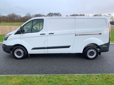 Ford Transit Custom Panel Van 2.2 TDCi ECOnetic 290 L1H2 5dr