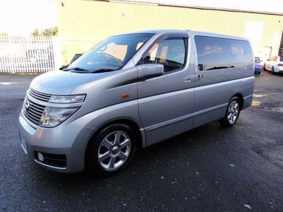 Nissan Elgrand MPV HIGHWAY STAR SUPER EXAMPLE