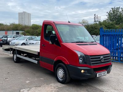 Volkswagen Crafter Vehicle Transporter 2.0 TDI CR35 (LWB) Recovery Transporter