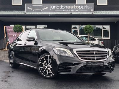 Mercedes-Benz S Class Saloon 3.0 S350L d Grand Edition (Executive) G-Tronic+ (s/s) 4dr