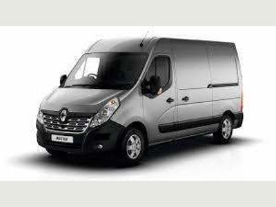 Renault Master Panel Van 2.3 dCi ENERGY 33 Business+ FWD (s/s) 5dr