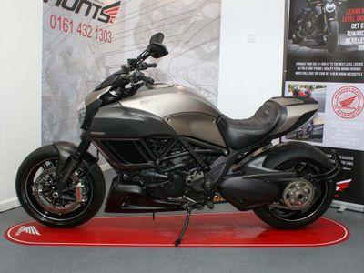 Ducati Diavel Custom Cruiser 1200 Titanium ABS Custom