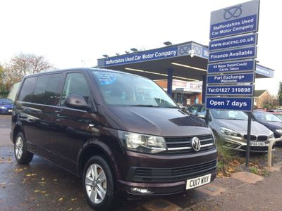 Volkswagen Transporter Other 2.0 TDI T32 BlueMotion Tech Highline Kombi FWD 5dr
