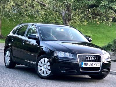 Audi A3 Hatchback 1.6 SE Sportback 5dr