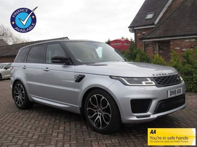 Land Rover Range Rover Sport SUV 2.0 P400e 13.1kWh HSE Dynamic Auto 4WD (s/s) 5dr