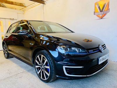 Volkswagen Golf Hatchback 1.4 TSI BlueMotion Tech GTE DSG (s/s) 5dr