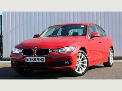 BMW 3 Series Saloon 1.5 318i SE Auto (s/s) 4dr