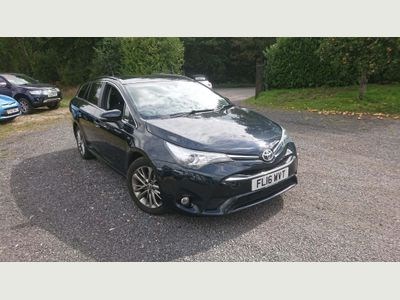 Toyota Avensis Estate 1.6 D-4D Business Edition Touring Sports (s/s) 5dr