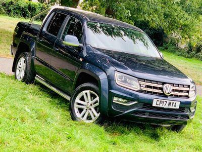 Volkswagen Amarok Pickup 3.0 TDI V6 BlueMotion Tech Highline Double Cab Pickup Auto 4Motion (s/s) 4dr