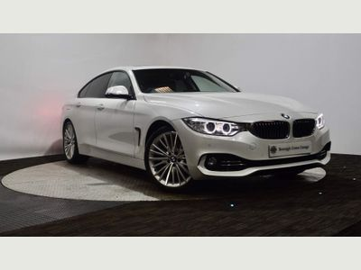 BMW 4 Series Gran Coupe Saloon 2.0 428i Luxury Gran Coupe Auto (s/s) 5dr