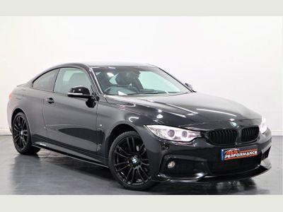 BMW 4 Series Coupe 2.0 420d M Sport Auto xDrive (s/s) 2dr