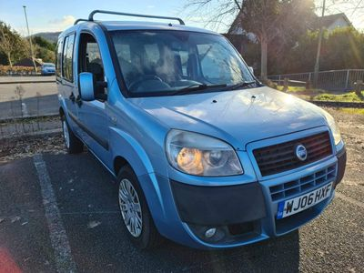 Fiat Doblo Estate 1.9 MultiJet Family 5dr