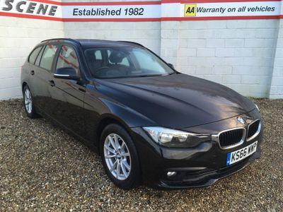 BMW 3 Series Estate 2.0 320d ED Plus Touring (s/s) 5dr